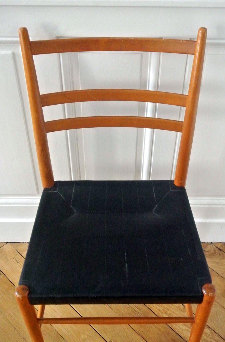 gracell st hle von yngve eckstr m f r gemla 1950er 6er. Black Bedroom Furniture Sets. Home Design Ideas