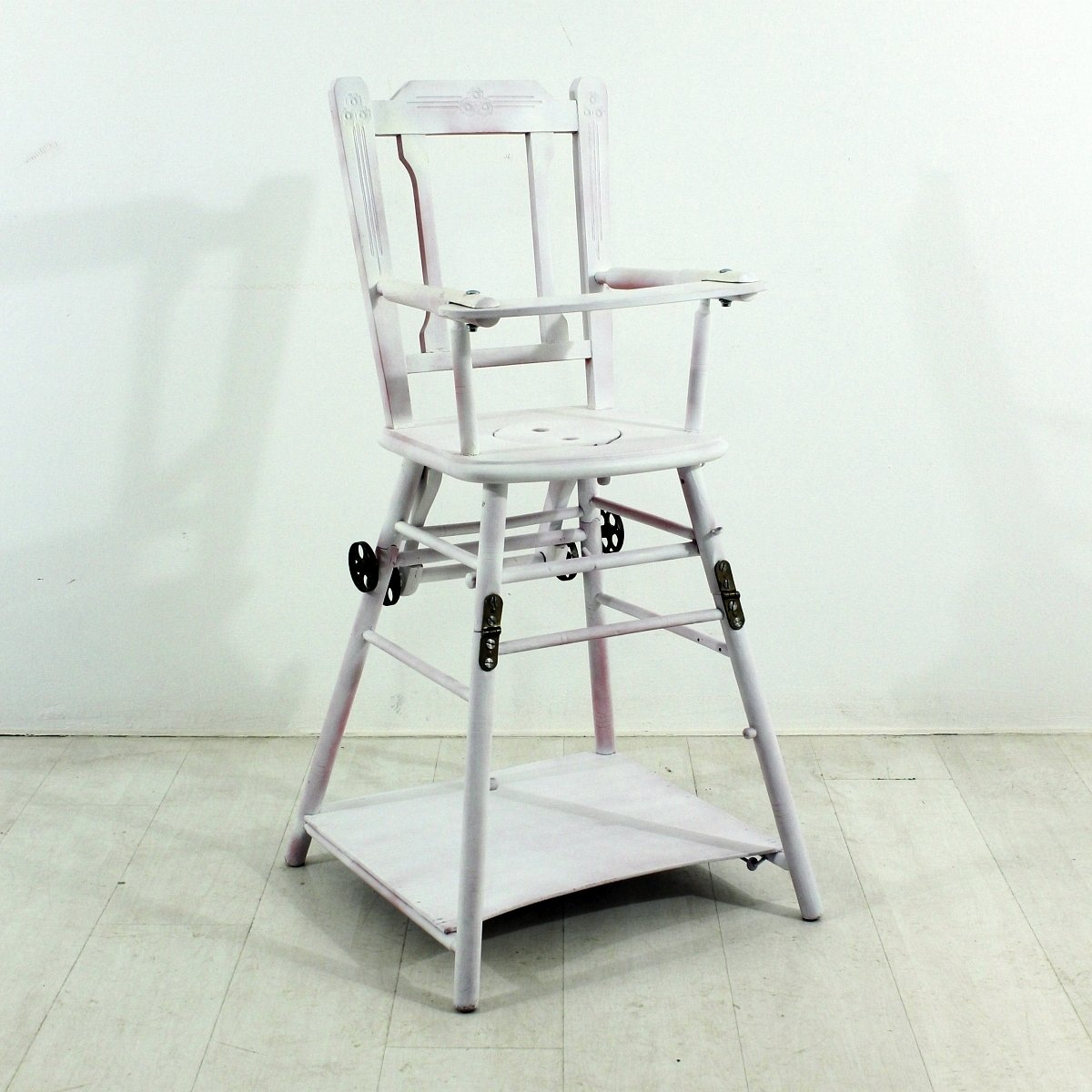 - Antique Children's High Chair For Sale At Pamono