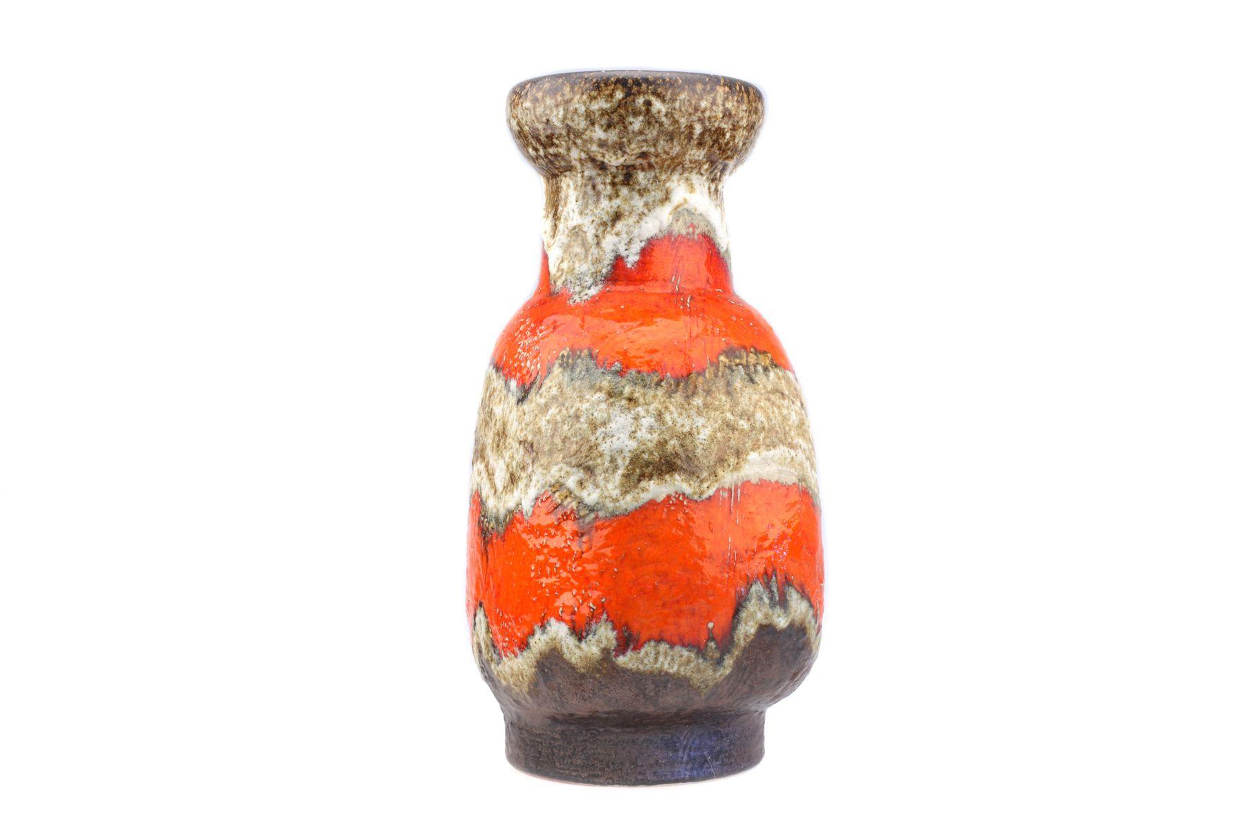 Vintage lava floor vase from dumler breiden for sale at pamono vintage lava floor vase from dumler breiden reviewsmspy