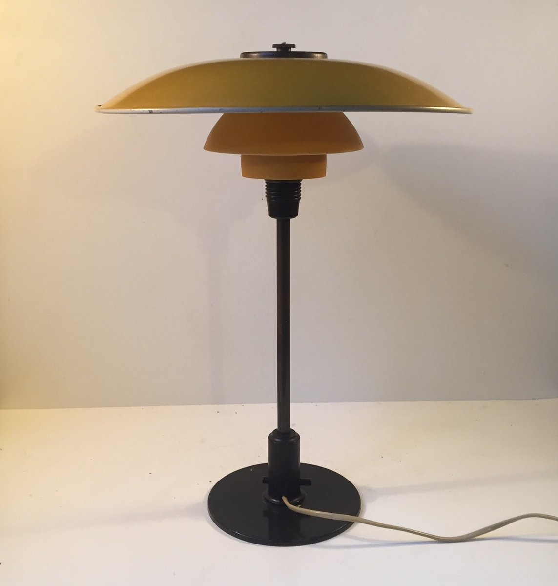 Ph 352 table lamp by poul henningsen for louis poulsen 1930s ph 352 table lamp by poul henningsen for louis poulsen 1930s mozeypictures Choice Image