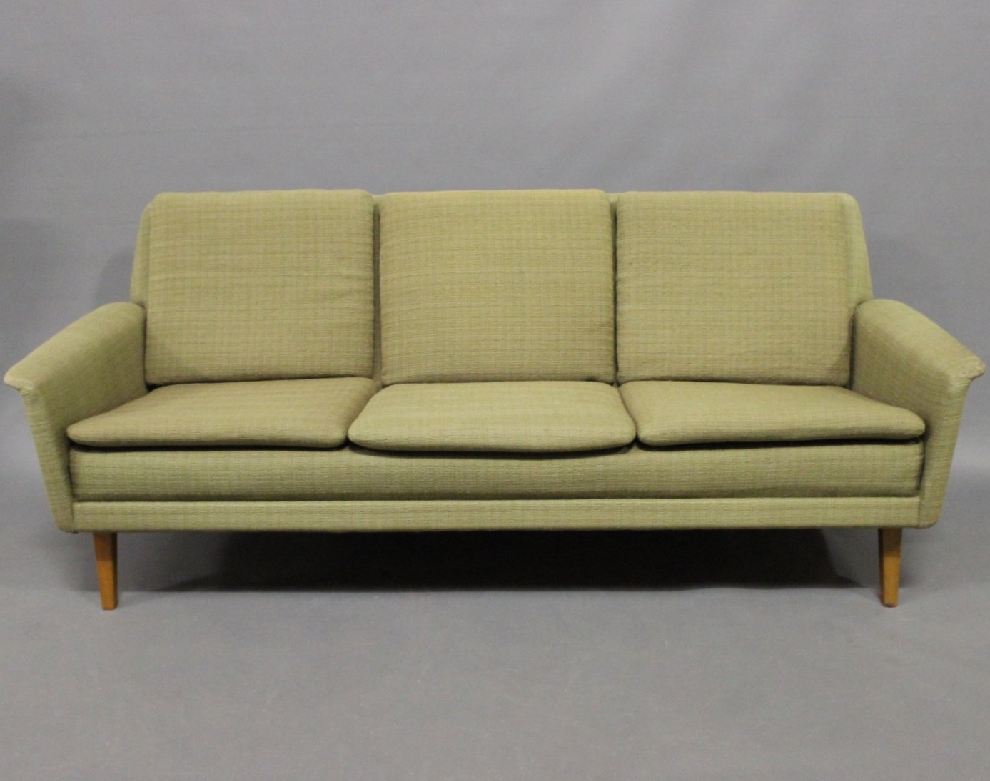 3 sitzer dux sofa von folke ohlsson f r fritz hansen. Black Bedroom Furniture Sets. Home Design Ideas