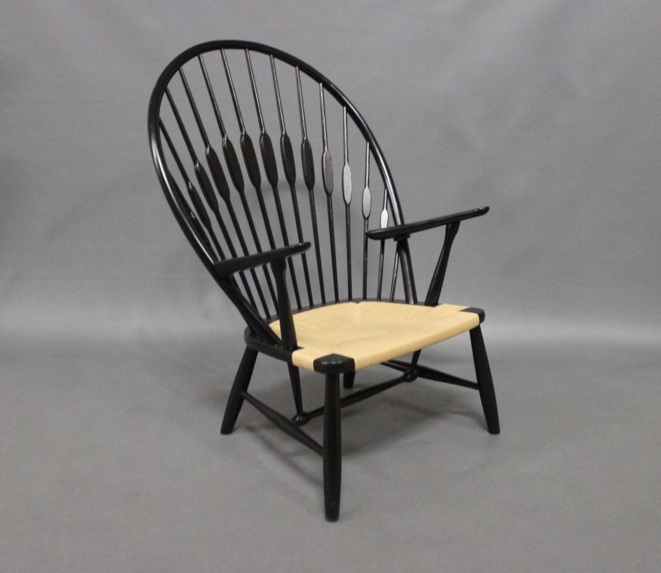 hans wegner peacock chair. Vintage Peacock Chair By Hans J. Wegner, 1980s Wegner 5