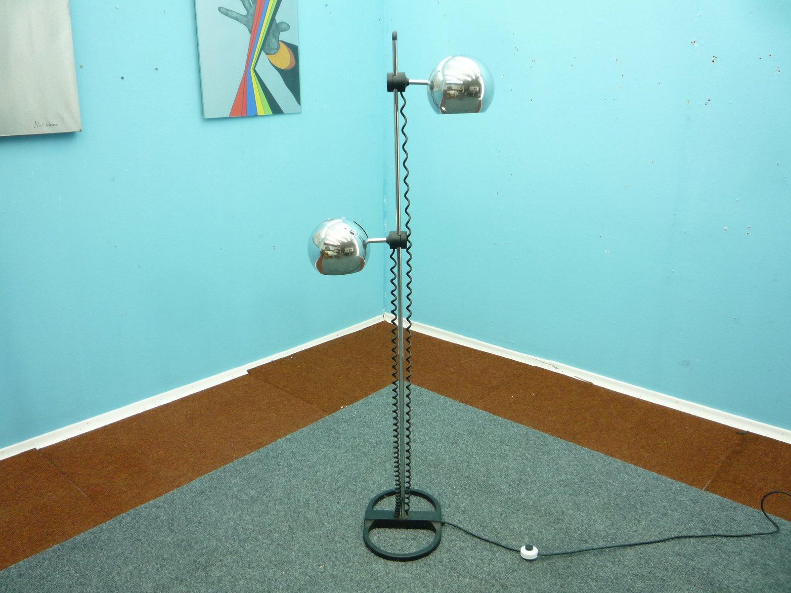 Mid Century German Spotlight Floor Lamp From Staff For Sale At Pamono