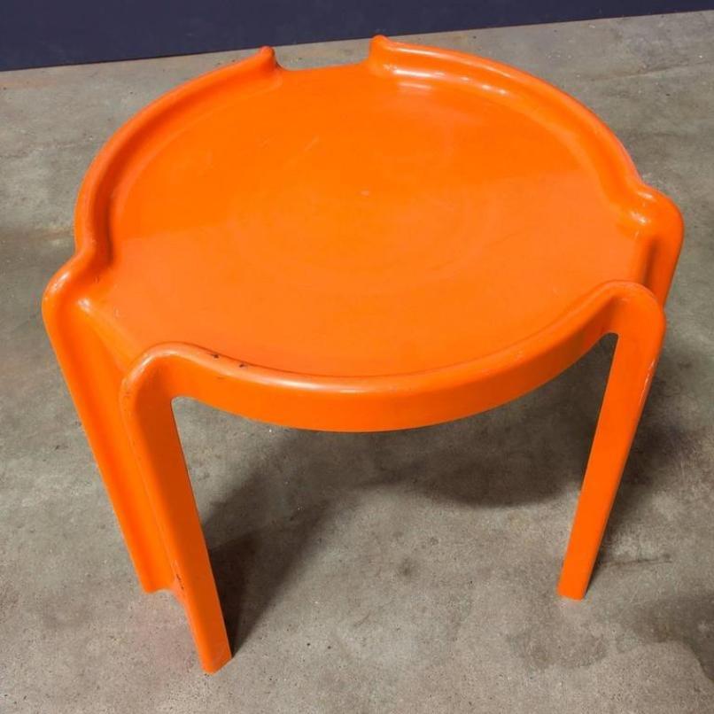orange plastic chair. Price Per Set Orange Plastic Chair A