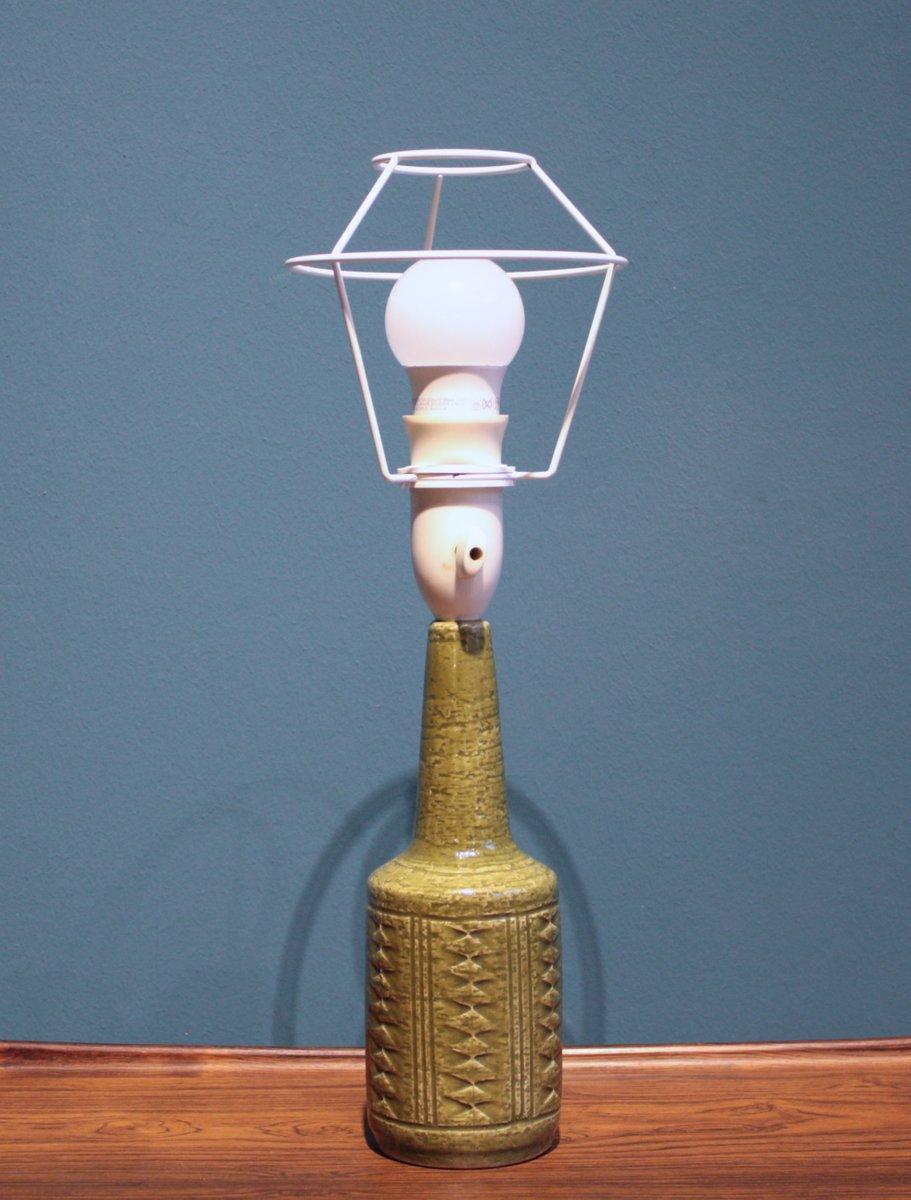 kleine d nische tischlampe von palshus 1960er bei pamono. Black Bedroom Furniture Sets. Home Design Ideas