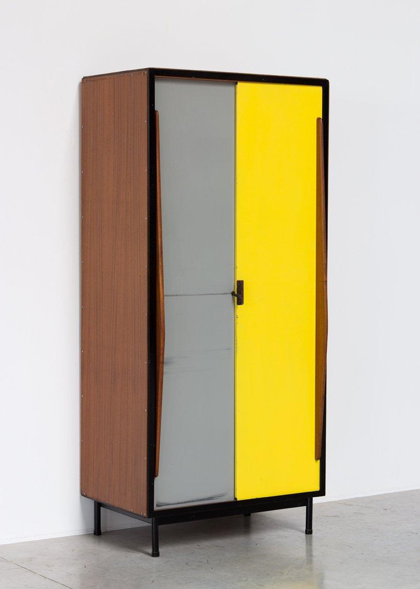 vintage spind von willy van der meeren f r tubax bei pamono kaufen. Black Bedroom Furniture Sets. Home Design Ideas