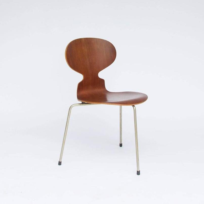 arne jacobsen furniture. Vintage Ant Chairs By Arne Jacobsen For Fitz Hansen, Set Of 4 Furniture