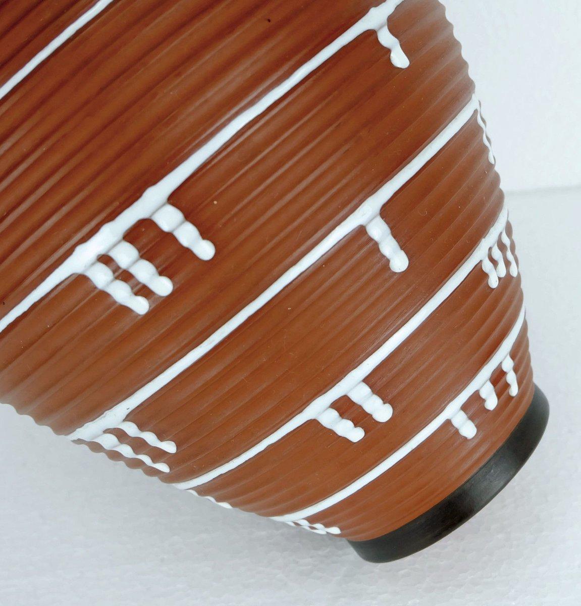 gro e vintage krugvase von ilkra keramik bei pamono kaufen. Black Bedroom Furniture Sets. Home Design Ideas