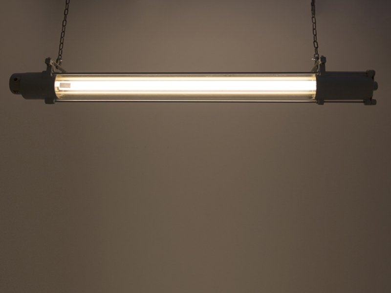 Exceptional Vintage Fluorescent Tube Ceiling Light 3. $750.00. Price Per Piece