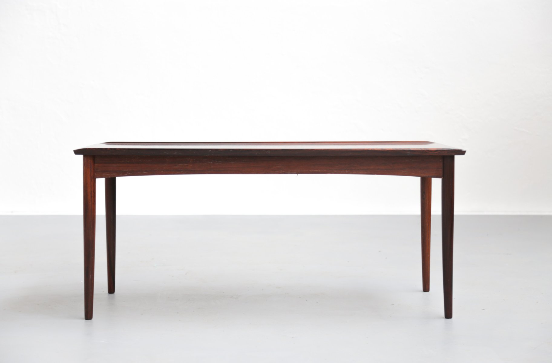 danish rio rosewood coffee table for sale at pamono. Black Bedroom Furniture Sets. Home Design Ideas