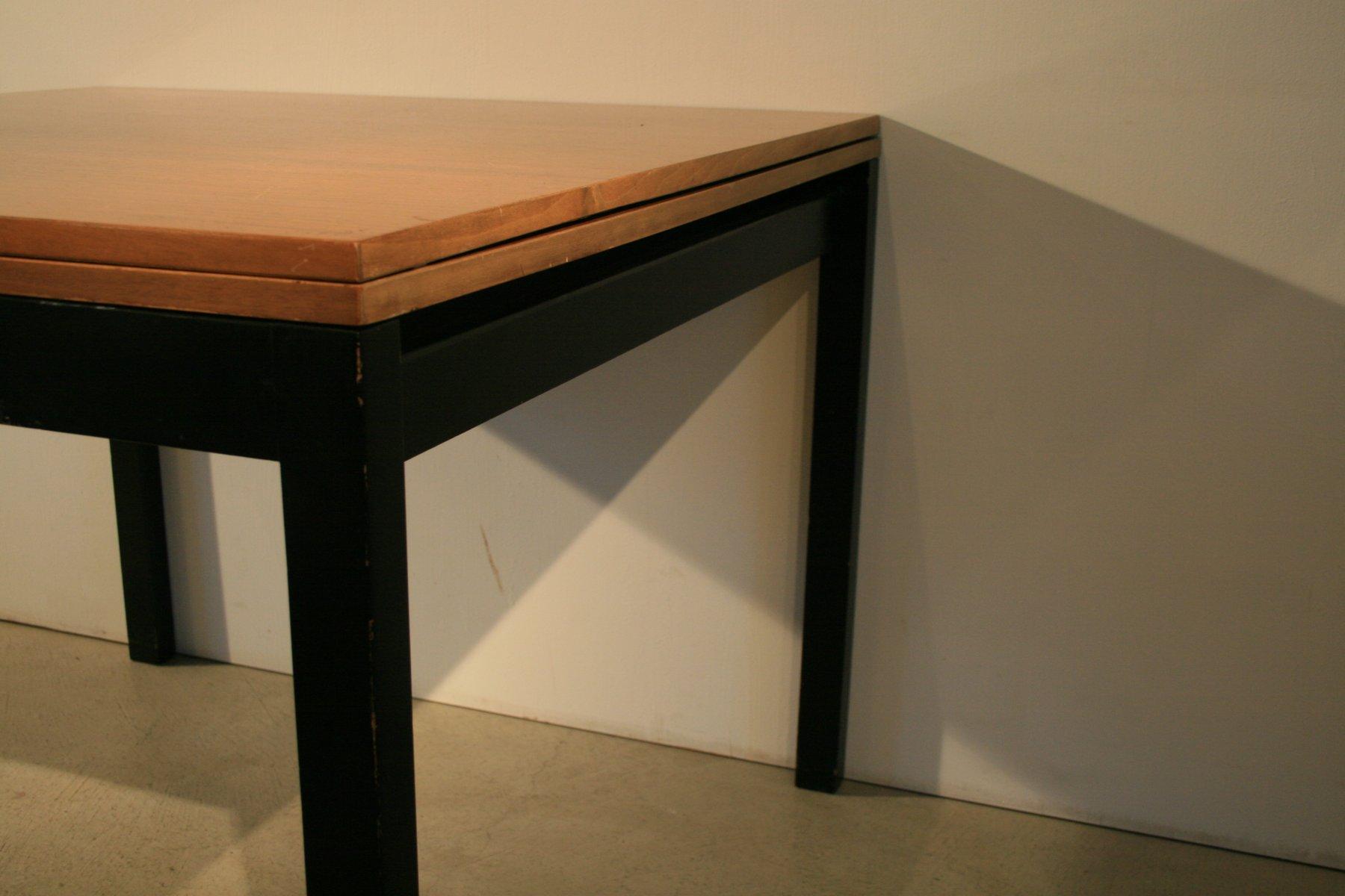 Tavolo quadrato allungabile Mid-Century di Willy Guhl in vendita su ...