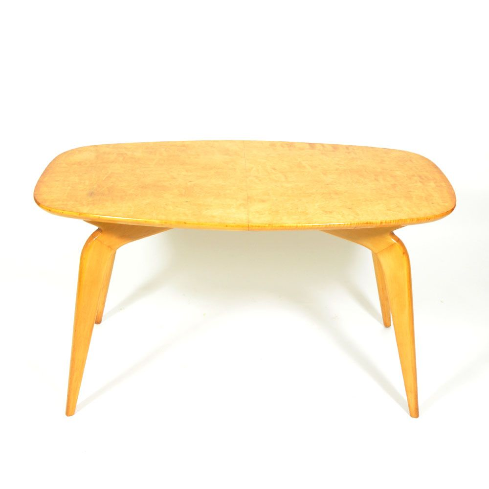Vintage Scandinavian Style Coffee Table