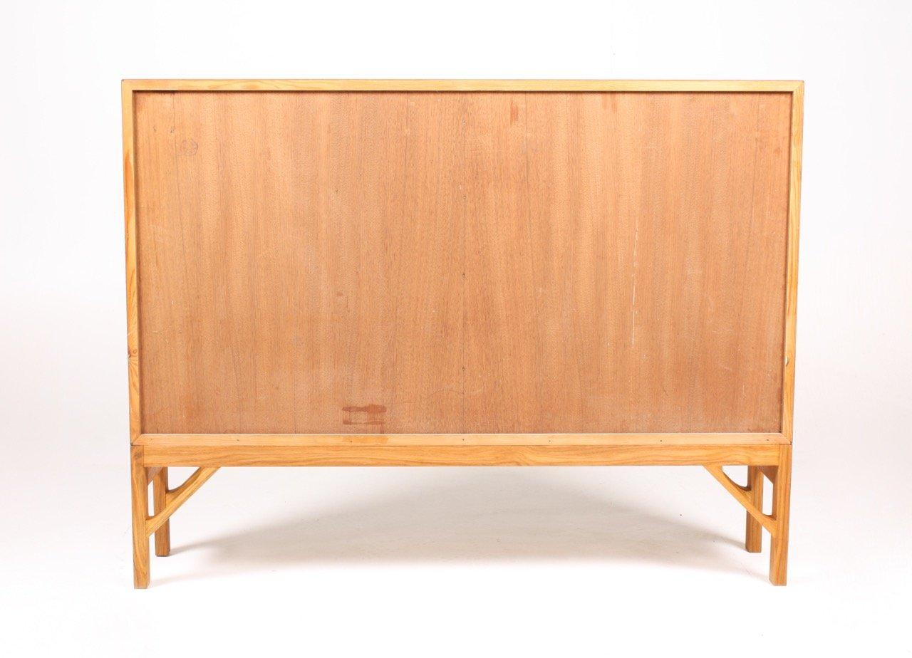 biblioth que vintage en ch ne biblioth que par b rge mogensen pour fdb 1960s en vente sur pamono. Black Bedroom Furniture Sets. Home Design Ideas