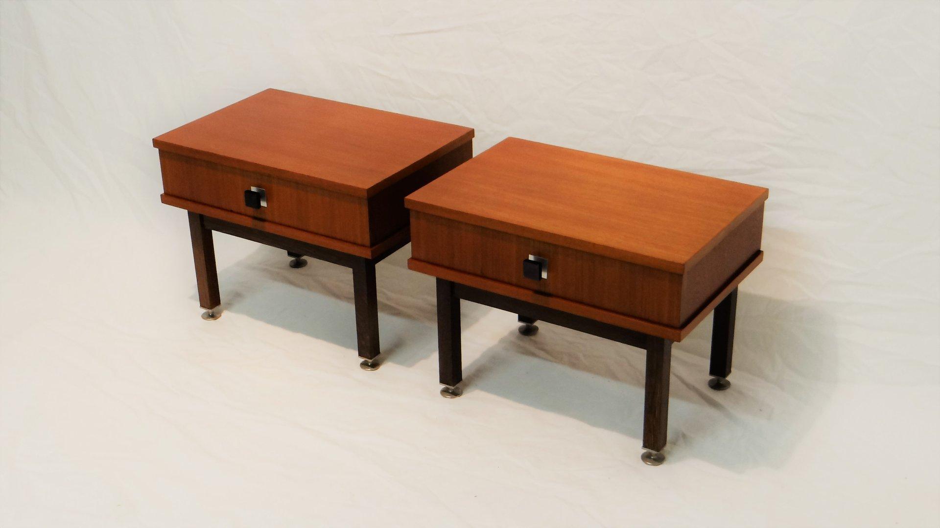Table chevet wenge best chevet vintage jimi la redoute - Table de chevet wenge ...