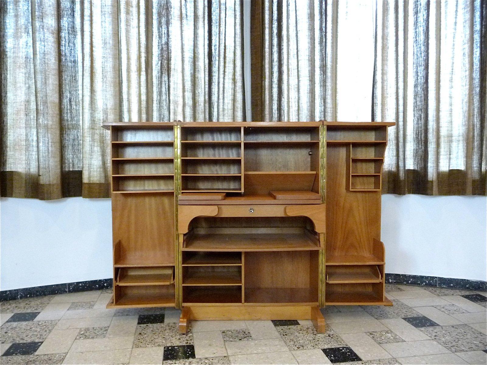 Zusammenklappbarer Schreibtischschrank von Mummenthaler & Meier ...