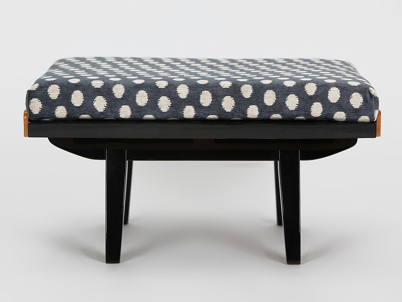Coffee Table Or Footstool From Tatra 1960s