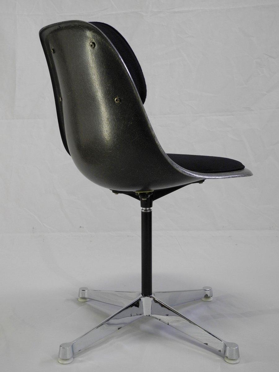 vintage psc 3 b rostuhl von charles ray eames f r herman miller bei pamono kaufen. Black Bedroom Furniture Sets. Home Design Ideas