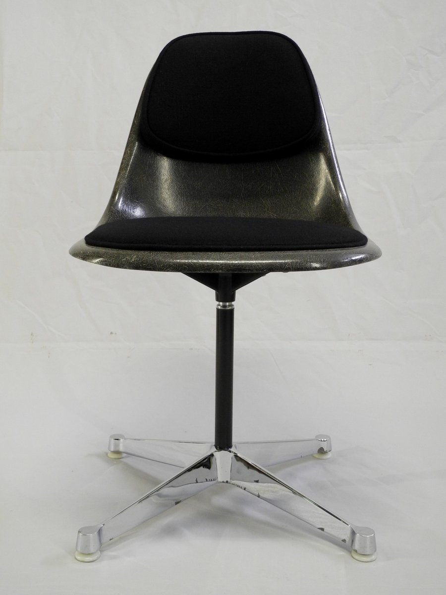 Vintage PSC 3 Office Chair By Charles Ray Eames For Herman Miller