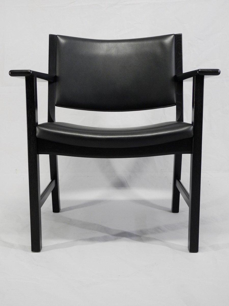 d nische jh 50 st hle von hans j wegner f r johannes hansen m belsnedkeri 1980er 2er set bei. Black Bedroom Furniture Sets. Home Design Ideas