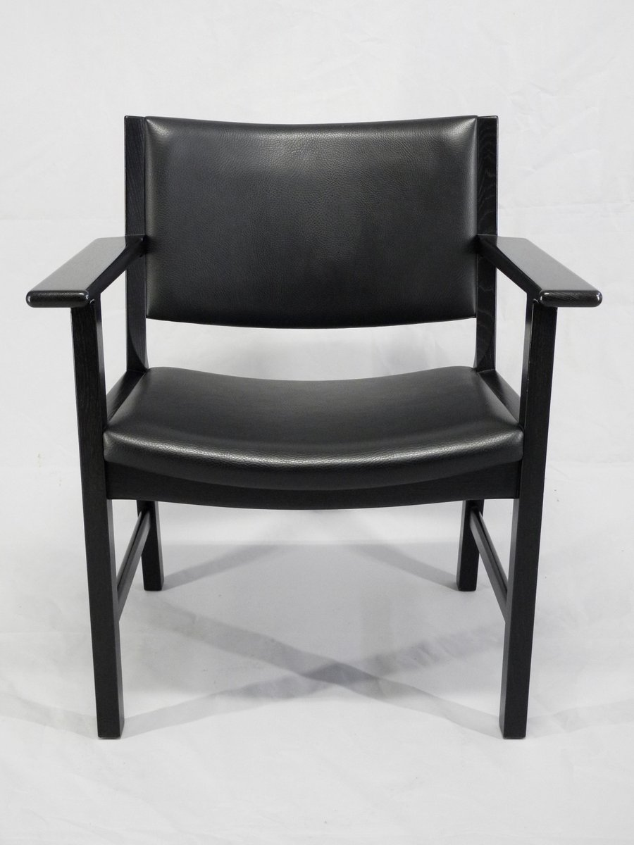 Danish JH 50 Chairs By Hans J. Wegner For Johannes Hansen Møbelsnedkeri,  1980s, Set Of 2