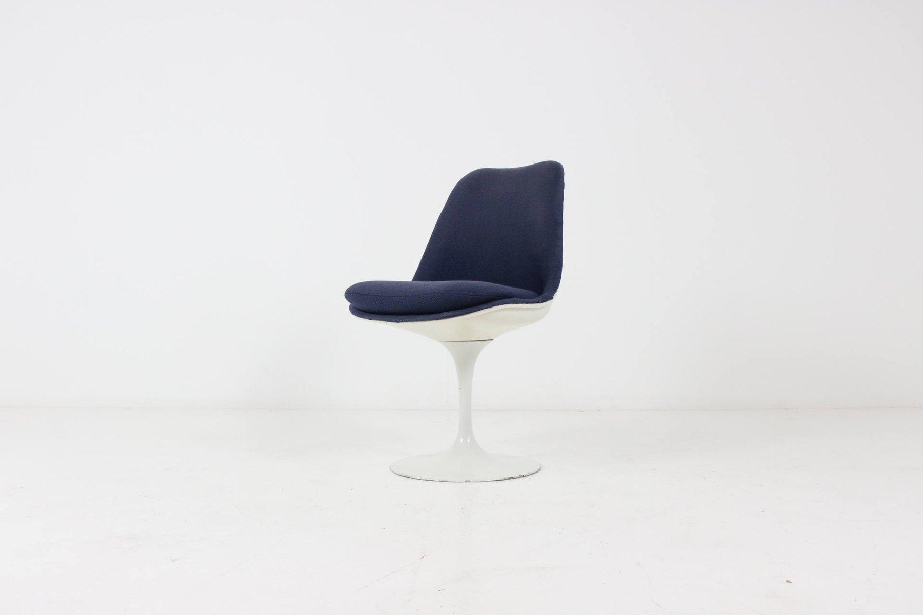 Swivel Tulip Chair By Eero Saarinen For Knoll