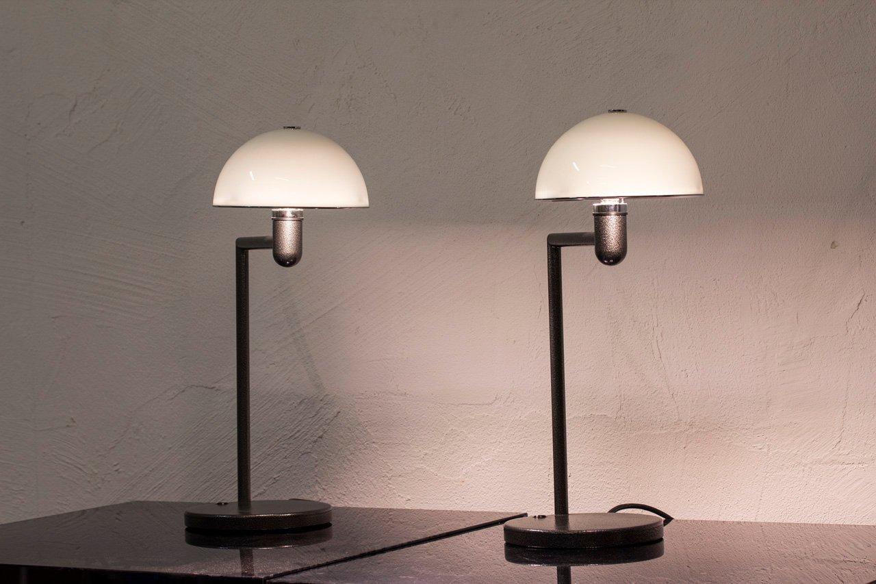 Lampade da tavolo di per sundstedt per zero svezia anni for Lampade piccole da tavolo