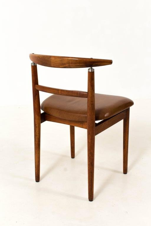 mid century modern st hle von helge sibast f r sibast 4er set bei pamono kaufen. Black Bedroom Furniture Sets. Home Design Ideas