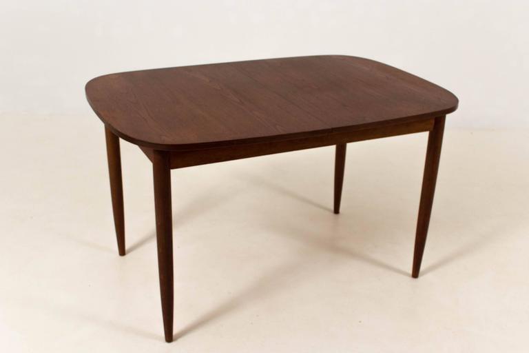 Price per set & Mid-Century Modern Dining Room Set by Arne Hovmand-Olsen for Mogens ...
