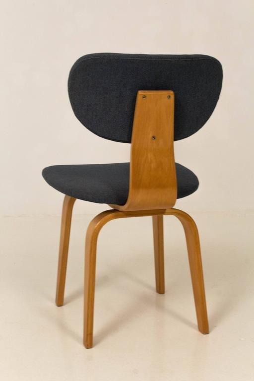ausziehbarer tisch mit 3 st hlen von cees braakman f r pastoe bei pamono kaufen. Black Bedroom Furniture Sets. Home Design Ideas