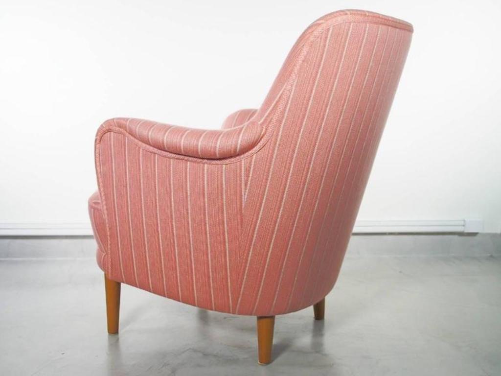 samsas sofa und sessel von carl malmsten f r o h sj gren bei pamono kaufen. Black Bedroom Furniture Sets. Home Design Ideas