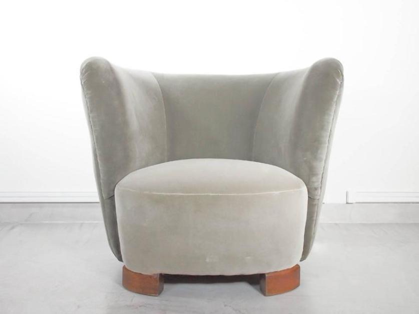 vintage art deco sessel bei pamono kaufen. Black Bedroom Furniture Sets. Home Design Ideas