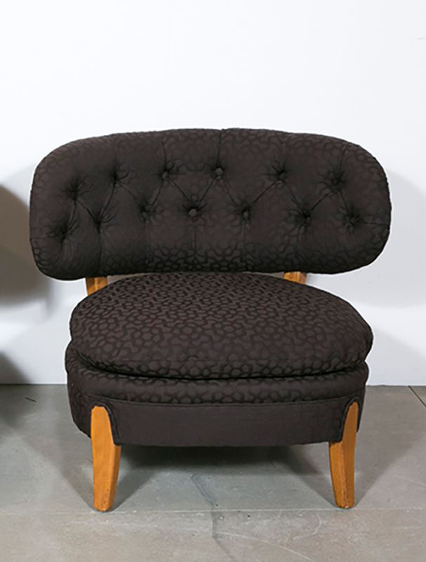 cocktail sessel von otto schulz f r boet 1940er 2er set. Black Bedroom Furniture Sets. Home Design Ideas