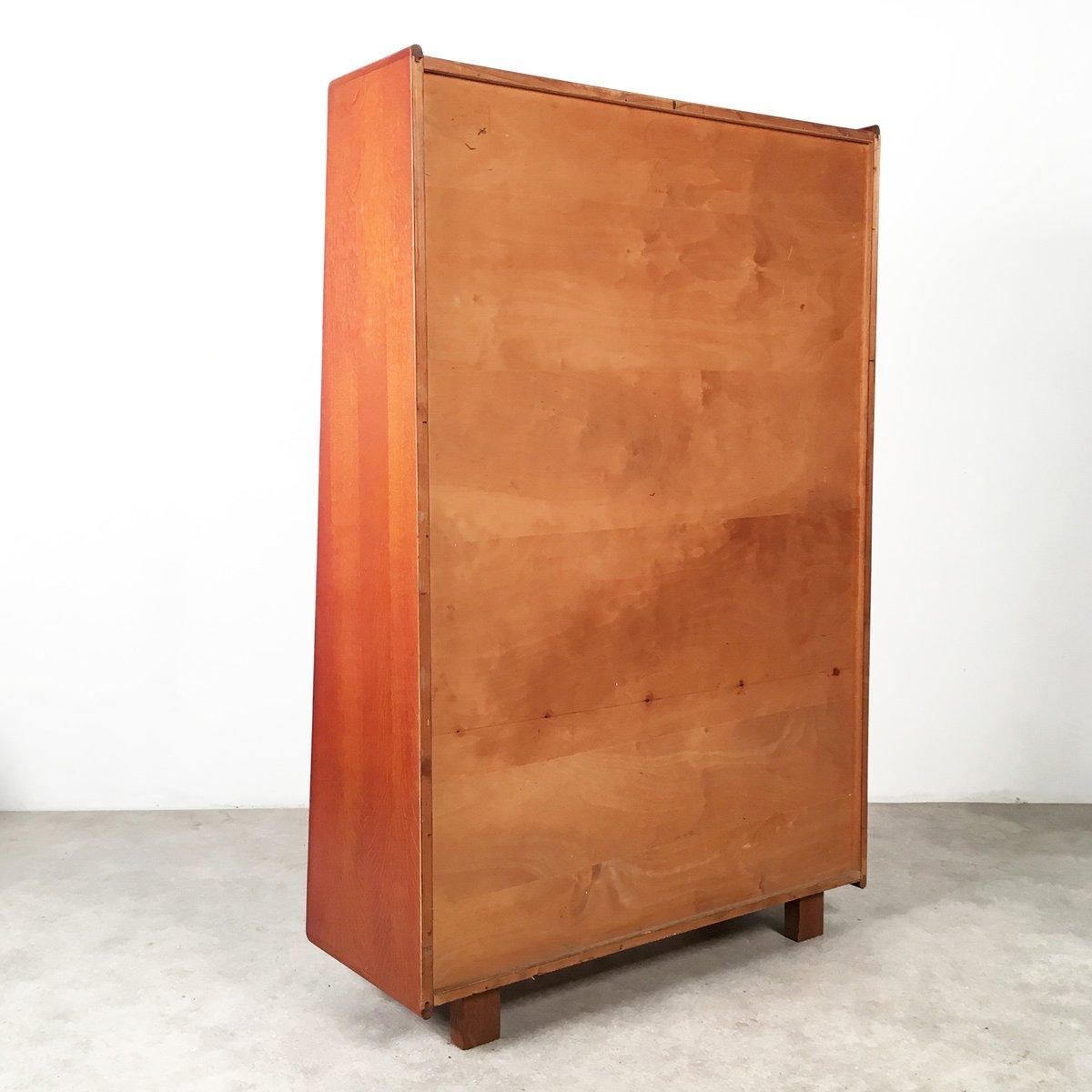 vintage b cherregal aus oak series von cees braakman f r. Black Bedroom Furniture Sets. Home Design Ideas