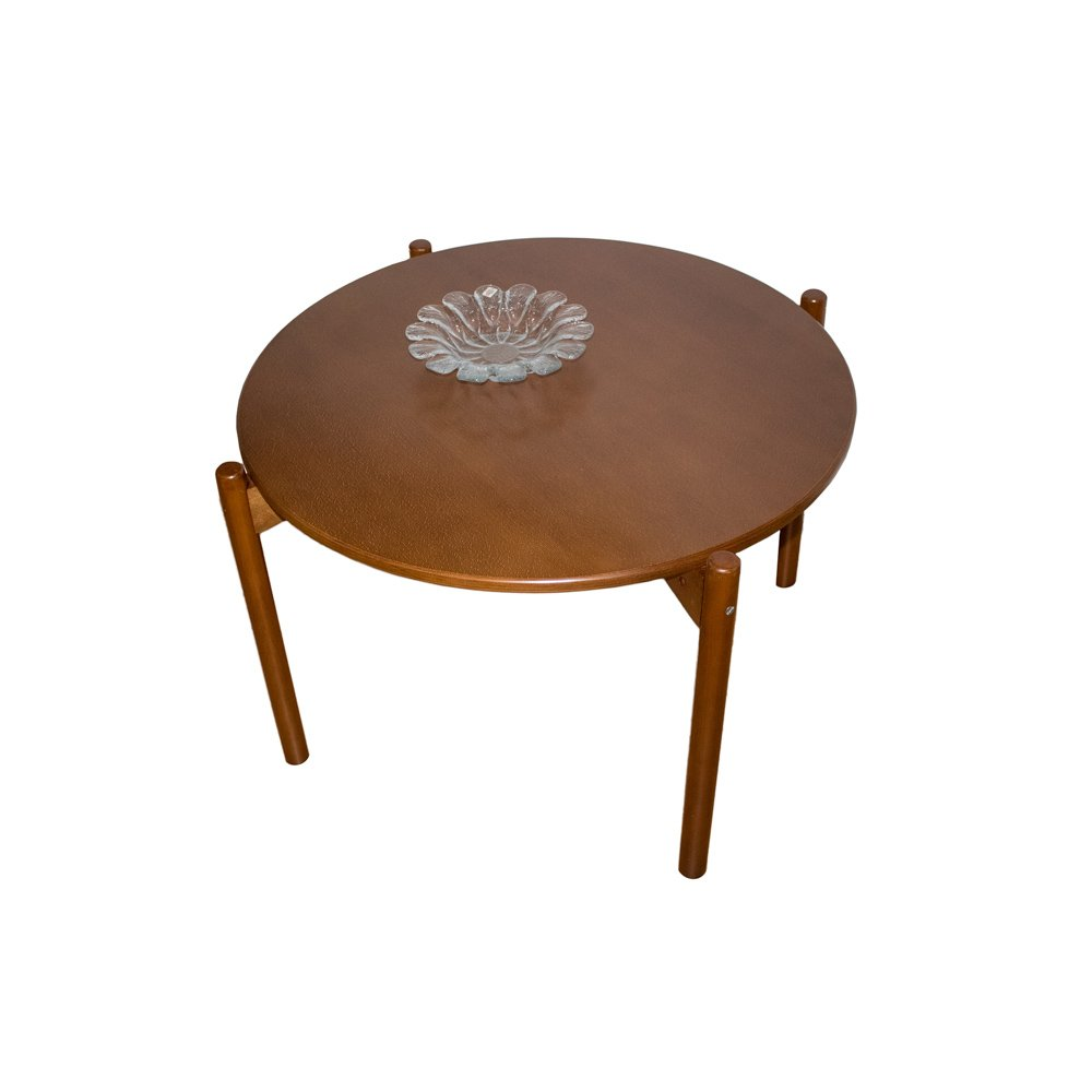 mid century german coffee table 1970s for sale at pamono. Black Bedroom Furniture Sets. Home Design Ideas