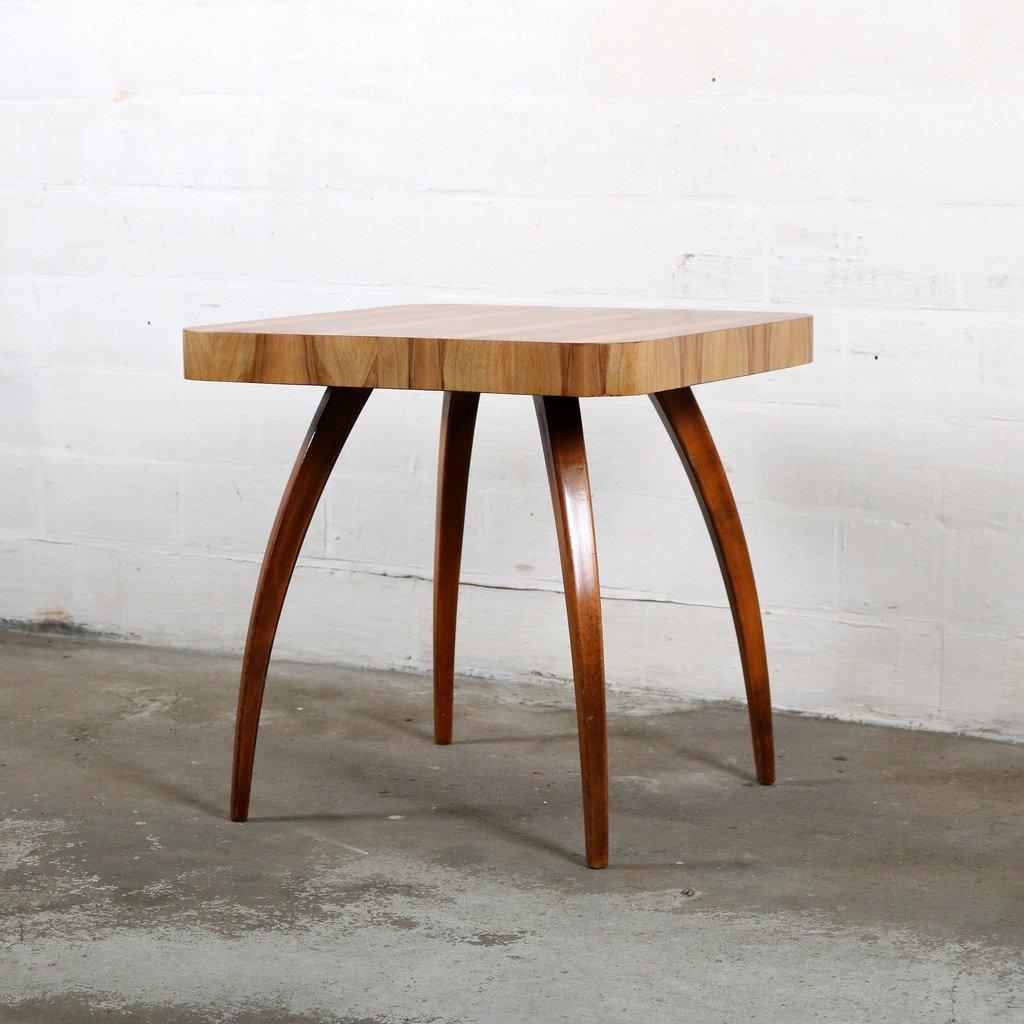 Art Deco Outdoor Furniture. Art Deco Model H259 Table By Jindrich Halabala,  1930s Outdoor