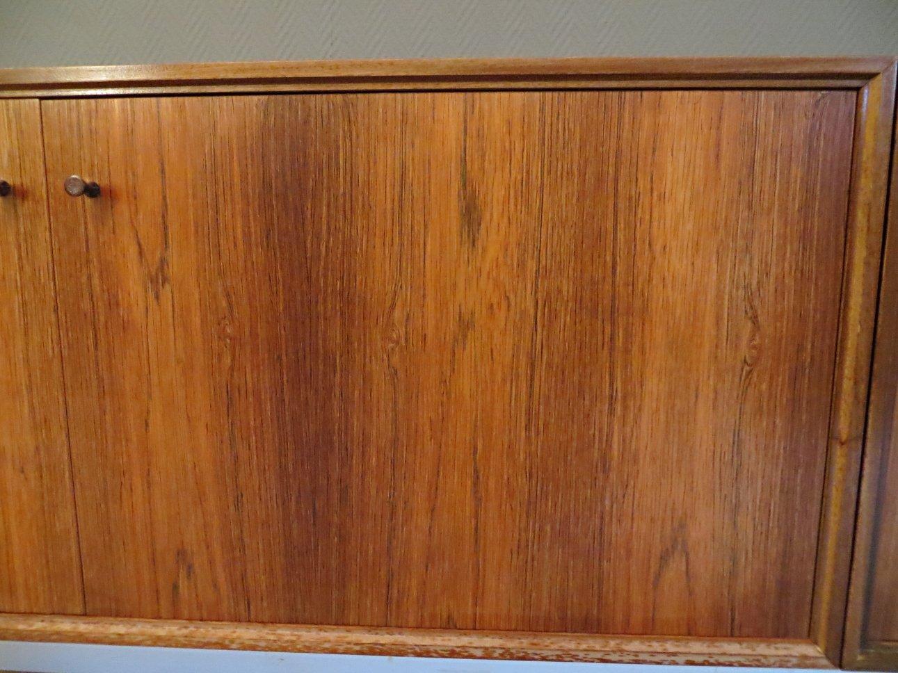 deutsches h ngendes palisander furnier sideboard von oldenburger m belwerkst tte bei pamono kaufen. Black Bedroom Furniture Sets. Home Design Ideas
