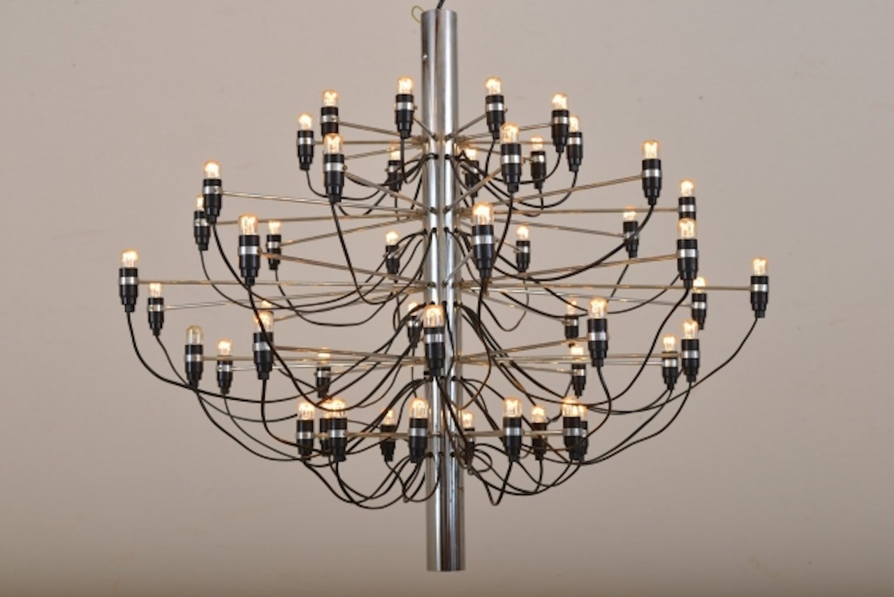 Vintage model 2097 chandelier by gino sarfatti for flos for sale at vintage model 2097 chandelier by gino sarfatti for flos aloadofball Image collections