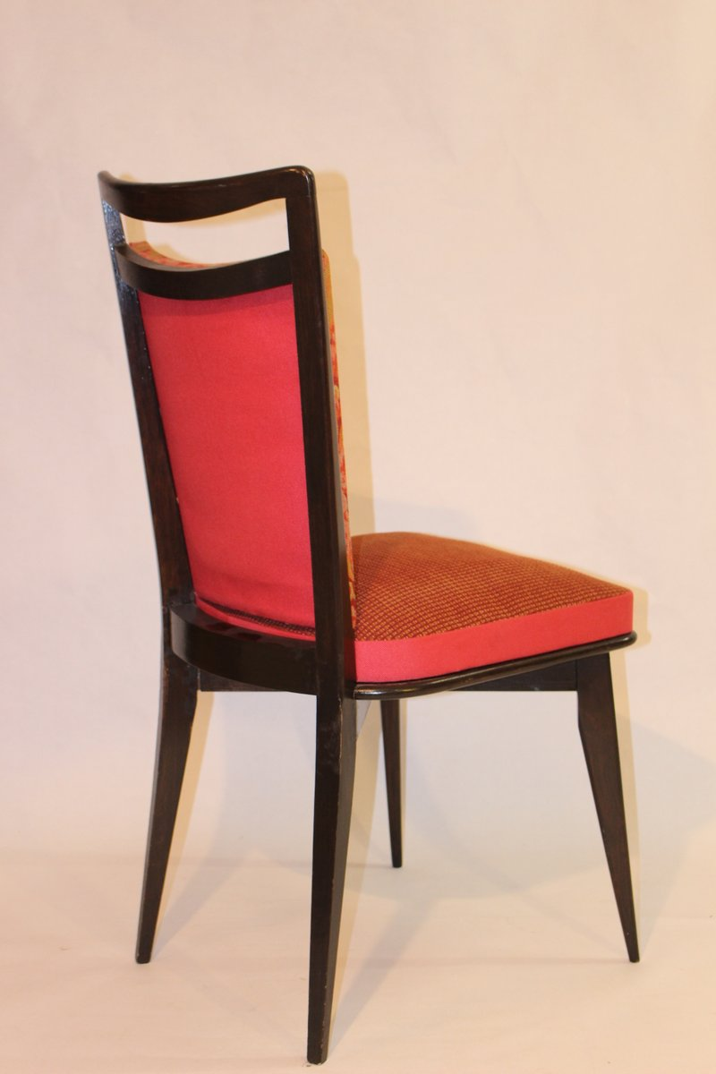 vintage st hle mit kenzo bezug 2er set bei pamono kaufen. Black Bedroom Furniture Sets. Home Design Ideas