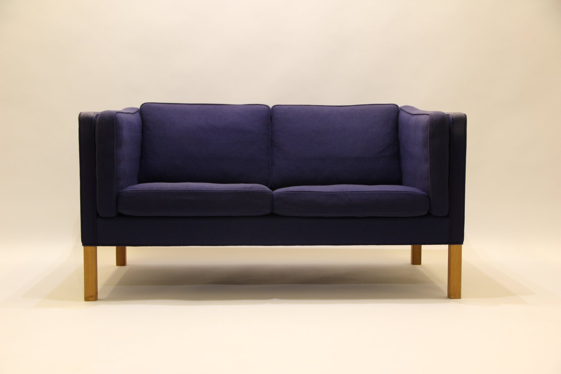 Vintage Model 2332 Sofa By Børge Mogensen For Fredericia