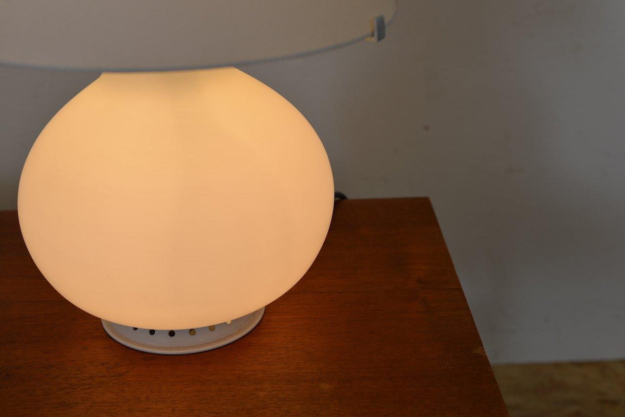 Lampada da tavolo modello 1853 vintage di Max Ingrand per Fontana ...