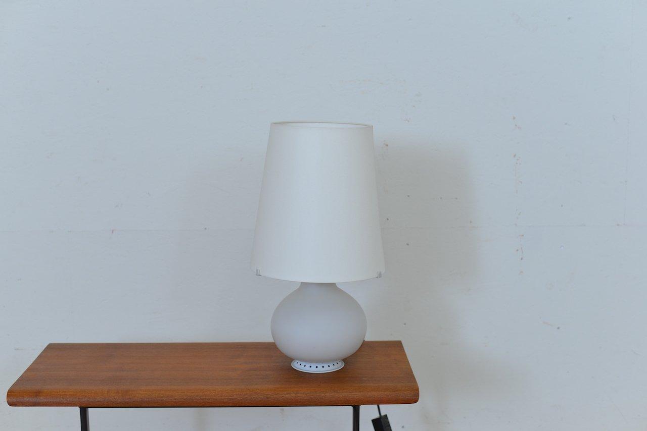 vintage modell 1853 tischlampe von max ingrand f r fontana arte bei pamono kaufen. Black Bedroom Furniture Sets. Home Design Ideas