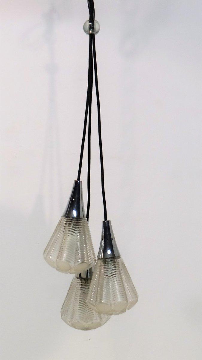 vintage saturnus lampen 3er set bei pamono kaufen. Black Bedroom Furniture Sets. Home Design Ideas
