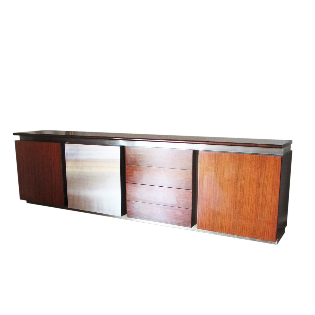 Parioli sideboard by giotto stoppino for acerbis 1977 for for Sideboard 2 50 m