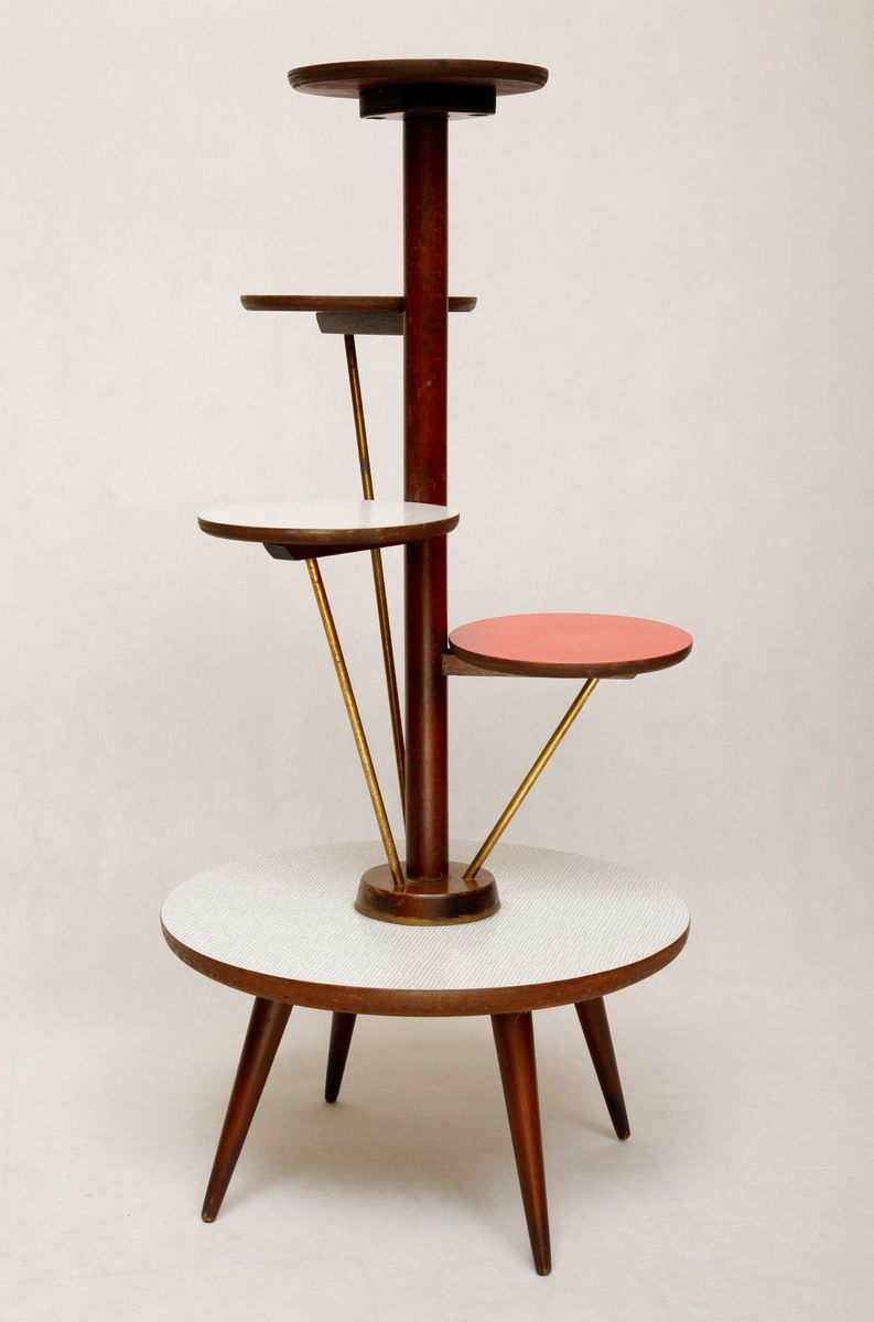 Danish plant stand from ilse mobel for sale at pamono for Mobel design sale