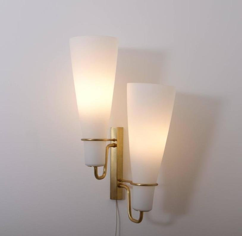 Large wall light by hans agne jakobsson 1950s en venta en pamono large wall light by hans agne jakobsson 1950s aloadofball Image collections