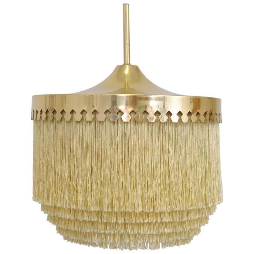Vintage Ceiling Lamp By Hans Agne Jakobsson