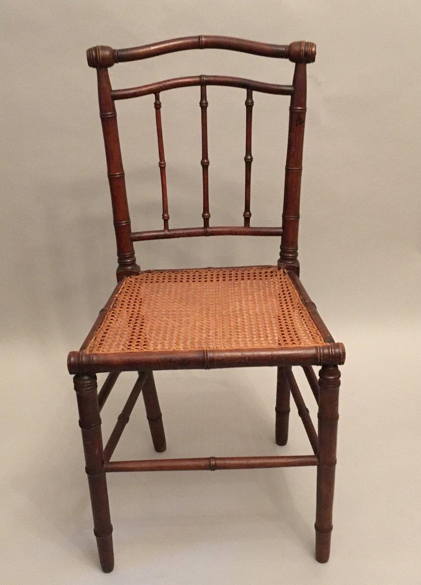 jugendstil st hle mit geflochtenem sitz 1910er 4er set bei pamono kaufen. Black Bedroom Furniture Sets. Home Design Ideas