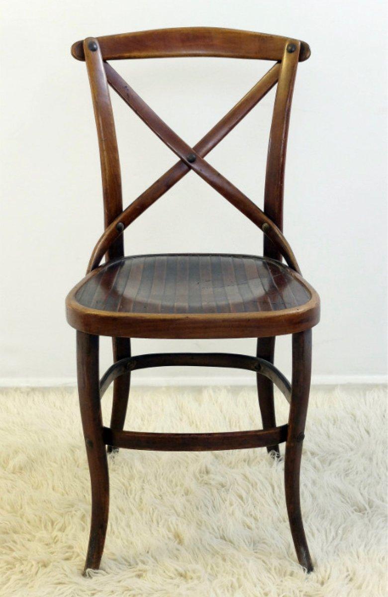 antike st hle von jacob josef kohn f r thonet 2er set bei pamono kaufen. Black Bedroom Furniture Sets. Home Design Ideas