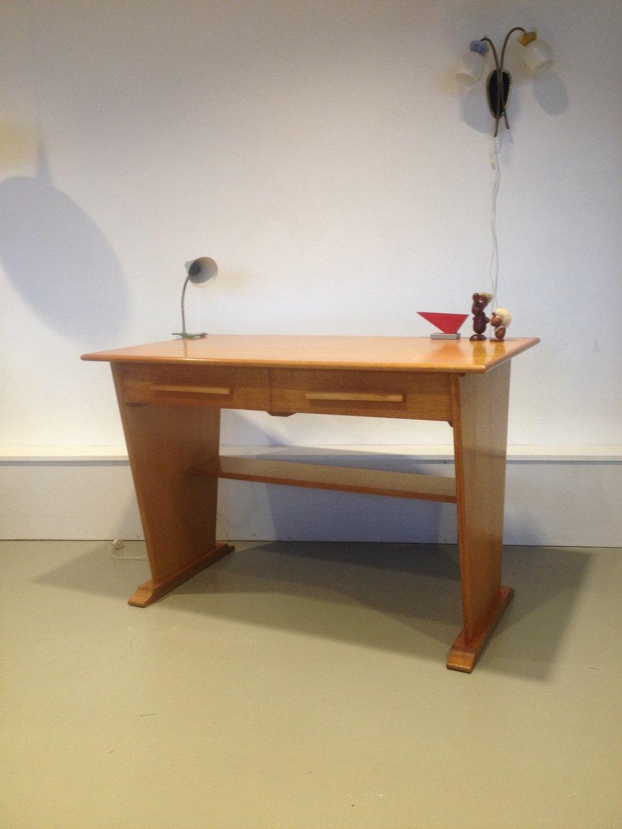 kleiner niederl ndischer vintage schreibtisch von gouda den boer bei pamono kaufen. Black Bedroom Furniture Sets. Home Design Ideas