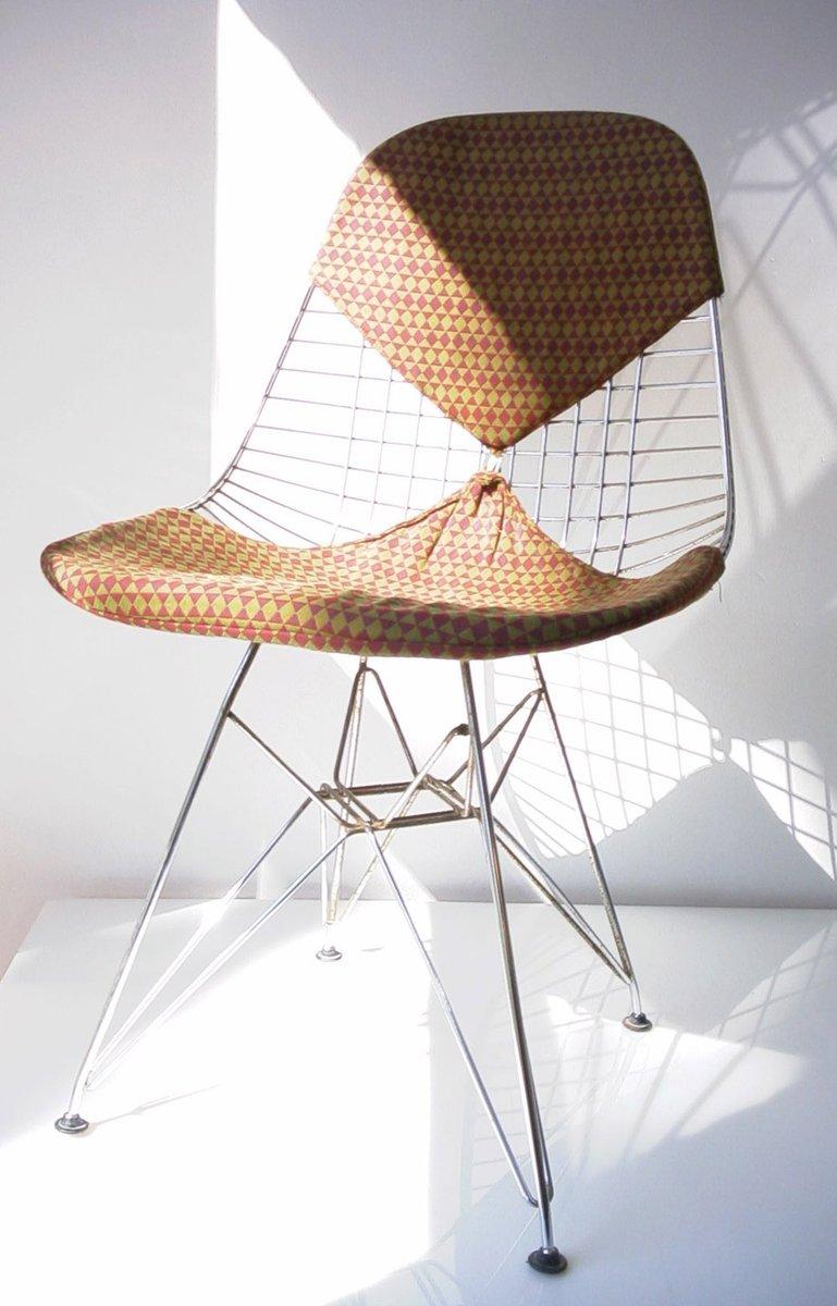 dkr stuhl von charles ray eames f r herman miller 1950er bei pamono kaufen. Black Bedroom Furniture Sets. Home Design Ideas